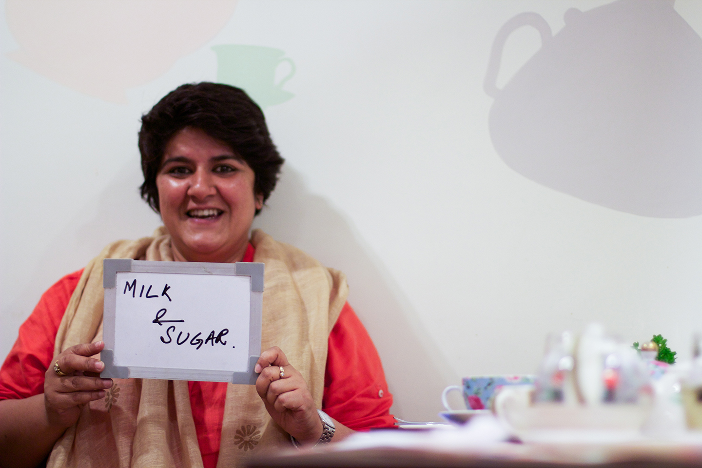 Anamika Singh was raised on tea. Her father worked in the industry, setting the stage for her lifetime love affair with the brew.