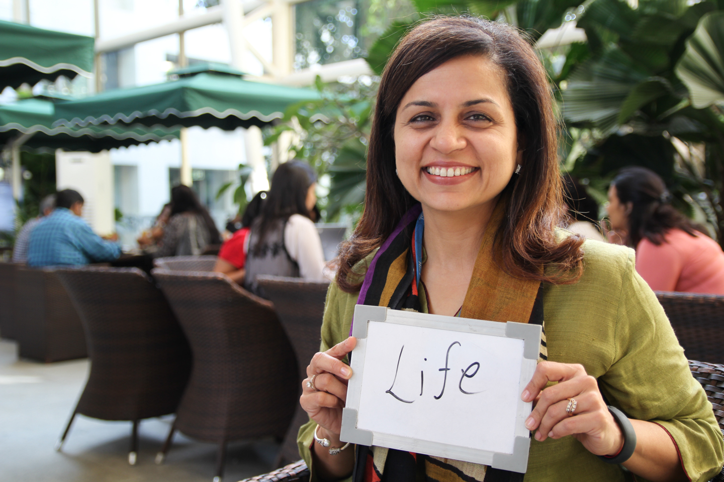 Geetu Verma, Executive Director of Foods at Hindustan Unilever, started drinking tea when she was growing up to help her stay awake to study. In college, tea became more of a social lubricant, as Geetu and her friends would meet at the Faculty of Management Studies tea shop to chat over pakoras and chai. Now tea is an essential part of Geetu's life professionally as well. 