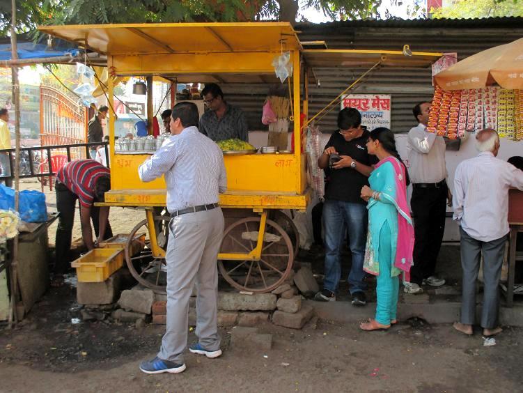 Ninawe's tea stall